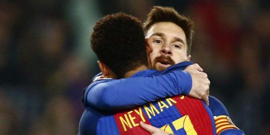 El crack que llama al Barça para ser la pareja de Messi, Suárez y Neymar