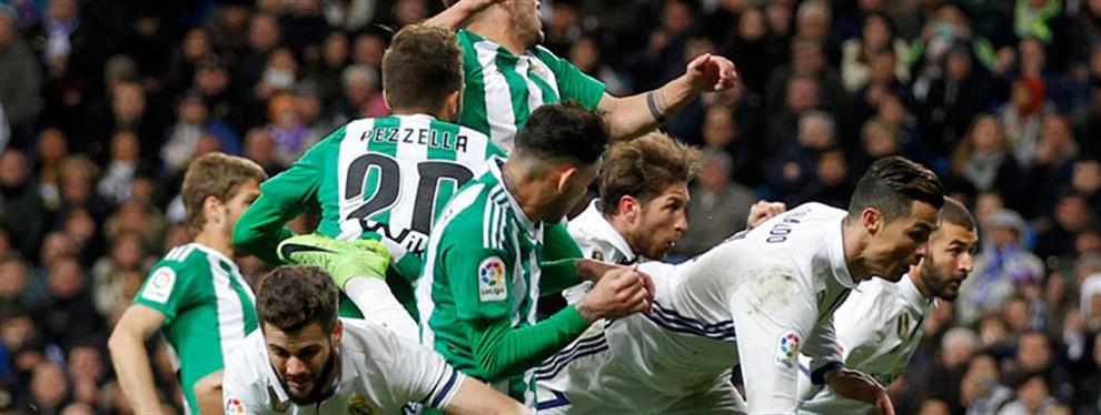 El currículum sobre la mesa de Florentino Pérez tras el Real Madrid - Betis