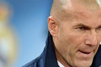 El dato sobre la mesa de Zidane para 'cargarse' a la BBC (y la 'rajada' de Cristiano)