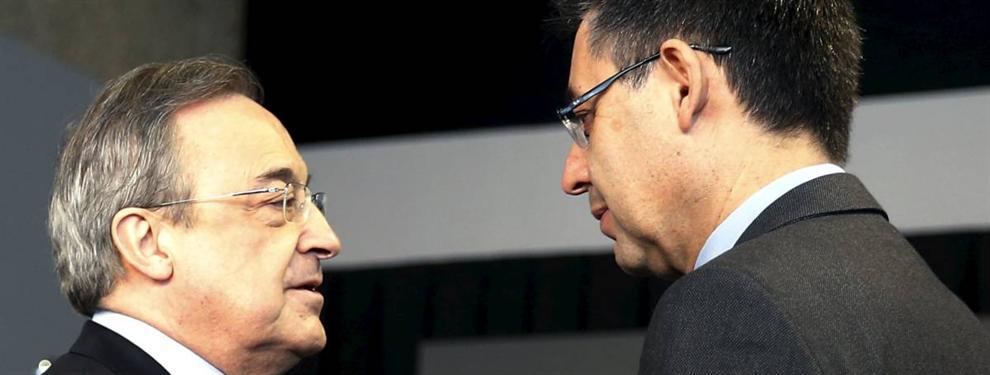 El desmentido del Barça que pone más que nervioso al Real Madrid
