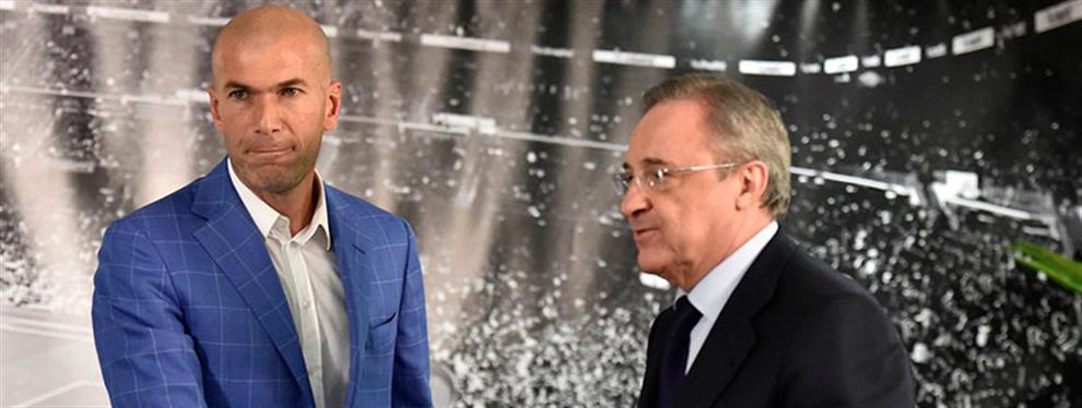 El fichaje de Florentino Pérez que cierra la puerta definitiva al Real Madrid