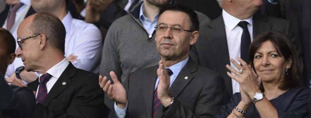 El fichaje que el Barça intentó en plena remontada ante el PSG (y no del equipo francés)