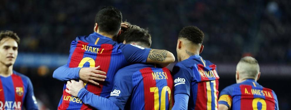 El fichaje sudamericano que el Barça quiere cerrar cuanto antes