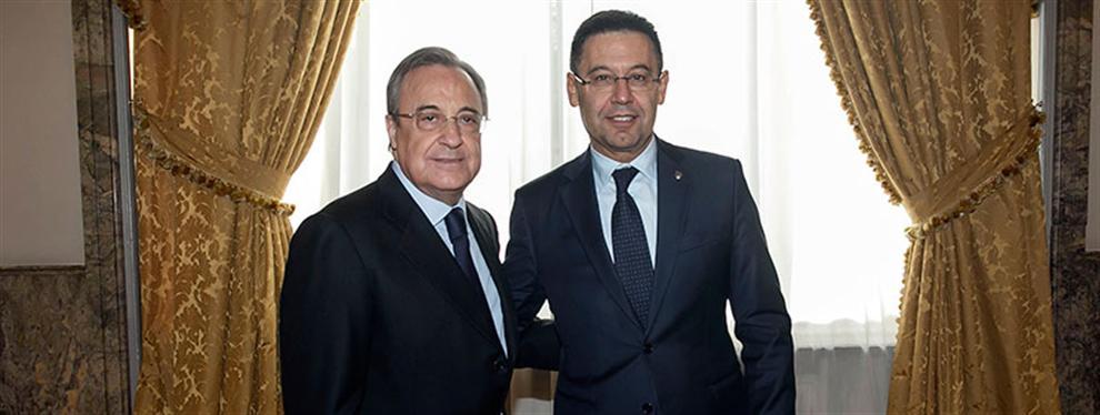 El gigante de Europa que le 'revienta' un fichaje al Barça y al Real Madrid