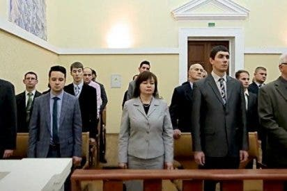 Los Testigos de Jehová en el punto de mira de Rusia
