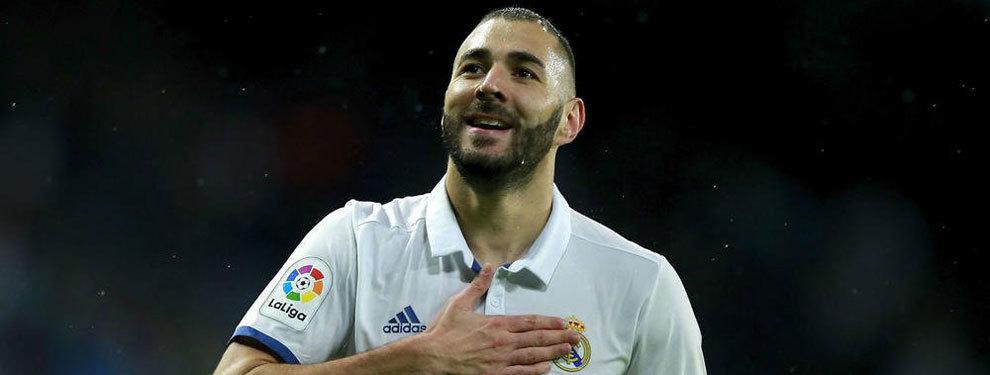 El informe que retrata a Karim Benzema en el Real Madrid (y que Zidane tapa)