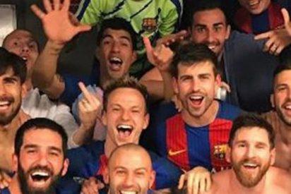 El jugador del Barça que incendia a toda Francia con su celebración (¡que no vuelva por allí!)