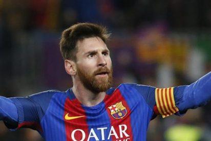 El mensaje bomba que le llegó a Leo Messi: el Balón de Oro pinta muy mal