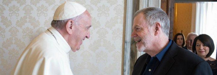 """Jim Keenan, sj: """"En este momento de confusión, el Papa está levantando una Iglesia como un faro en las tinieblas"""""""