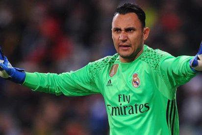 El Real Madrid tiene tres planes B para cargarse a Keylor Navas