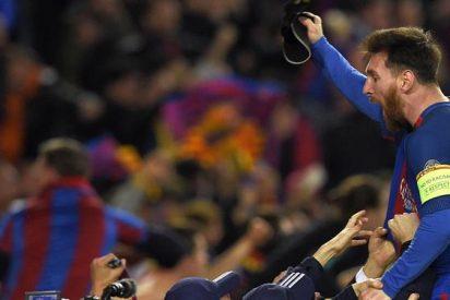 El recadito de Messi al Real Madrid (y a Cristiano Ronaldo) tras cargarse al PSG