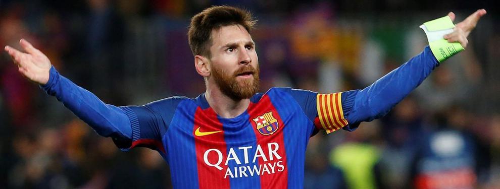El 'regalo millonario' a Leo Messi con motivo de su renovación con el Barça