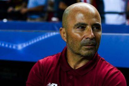 El Sevilla ata el relevo para tapar una huida de Sampaoli al Barça