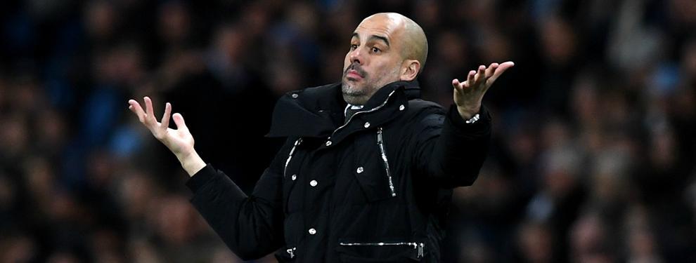 El sorprendente fichaje español que ha pedido Pep Guardiola para el Manchester City