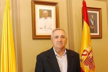 Rafael Barbudo, nuevo director de Cáritas Castrense