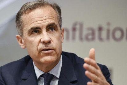 Mark Carney: El Banco de Inglaterra endurece sus test de estrés para asegurar la estabilidad de la banca tras el 'Brexit'