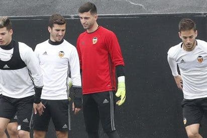 Escándalo sexual en el vestuario del Valencia