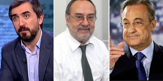 Prisa une fuerzas con Ignacio Escolar para cargar con todo contra Florentino Pérez