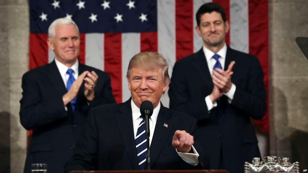 """Trump: """"No podemos permitir que nuestra nación sea un santuario para extremistas"""""""