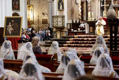"""Cañizares implora la protección de San José sobre los """"miles de cristianos perseguidos hoy en el mundo"""""""
