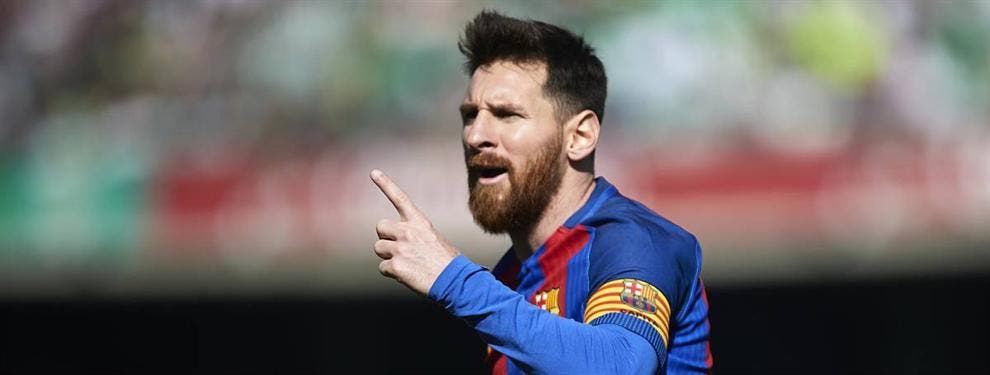 Florentino Pérez dinamita un fichaje de Messi para el Barça