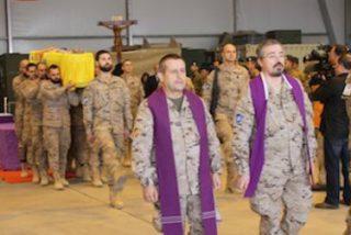 """El Arzobispado Castrense defiende el """"derecho"""" del militar creyente a recibir asistencia religiosa"""