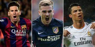 Real Madrid, Barça y Atlético: El fútbol español domina la 'Champions' en cuartos de final