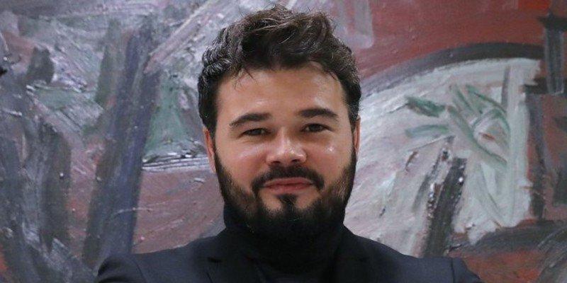 El rufián de Gabriel Rufián en pelotas: el documento que revela su independencia de mentira