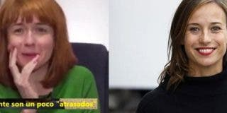 """Las redes se ensañan con Gaztañaga, la actriz de 'El Guardián Invisible' que llamó """"catetos"""" a los españoles"""