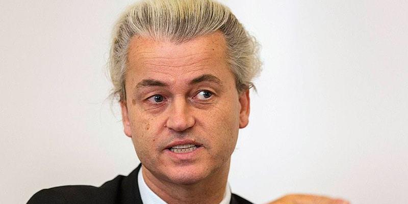 """Geert Wilders: """"Mahoma es un 'señor de la guerra' y un pedófilo"""""""