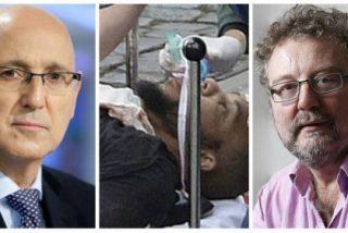 Losantos le mete a TVE, Carlin (El País) y la Sexta por su pánico a revelar la nacionalidad del terrorista de Londres
