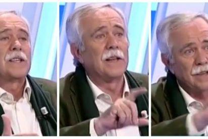 """Henares despedaza a Podemos: """"Sois iguales que todos, ni Mesías, ni leches"""""""