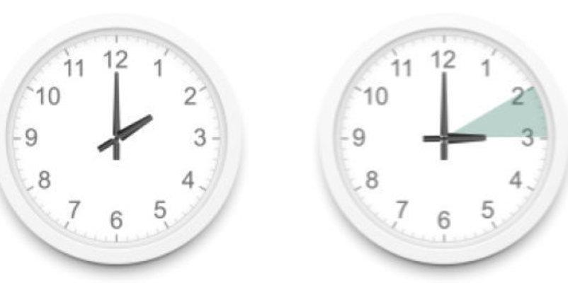 Este domingo deberemos cambiar la hora del reloj y a las 2 serán las 3