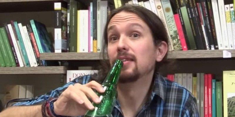 La última gilipollez de Pablo Iglesias: Podemos exige que se prohíba la Coca-Cola en el Senado