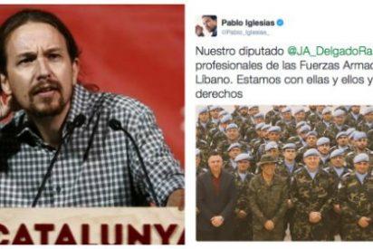 Twitter se regodea con un zasca tremebundo al desmemoriado Iglesias