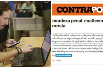 Los podemitas plagian un artículo del diario de Escolar para redactar una PNL