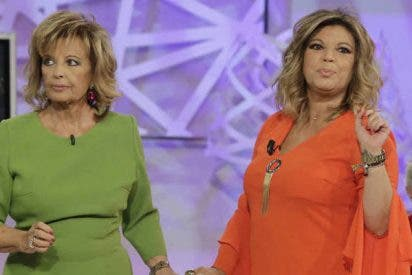 Telecinco: a María Teresa Campos sólo le faltaba que Terelu jugara en su contra y lo ha hecho