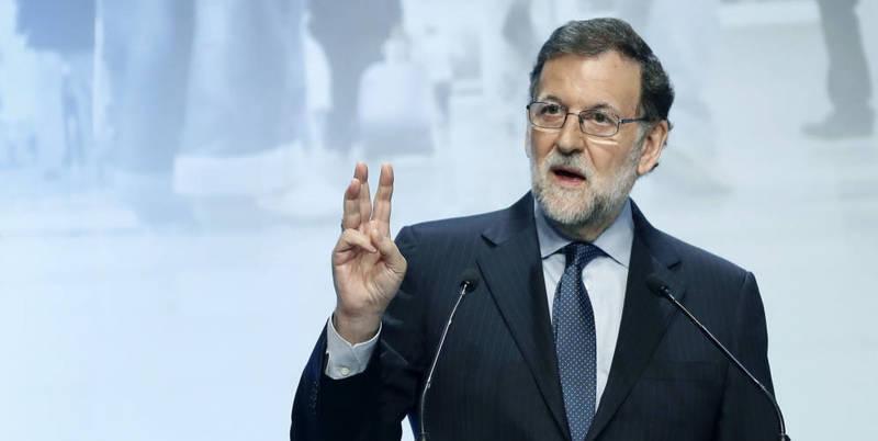 Mariano Rajoy negocia con la sociedad civil catalana el millonario plan de inversiones que desprecia la Generalitat
