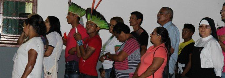 La REPAM continúa llevando la Laudato Si' a todos los rincones de la Amazonia brasileña
