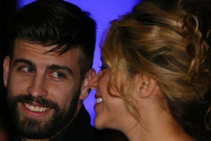 """Gerard Piqué se indigna con el diario que enumeró a """"los hombres que pasaron por la cama de Shakira"""""""