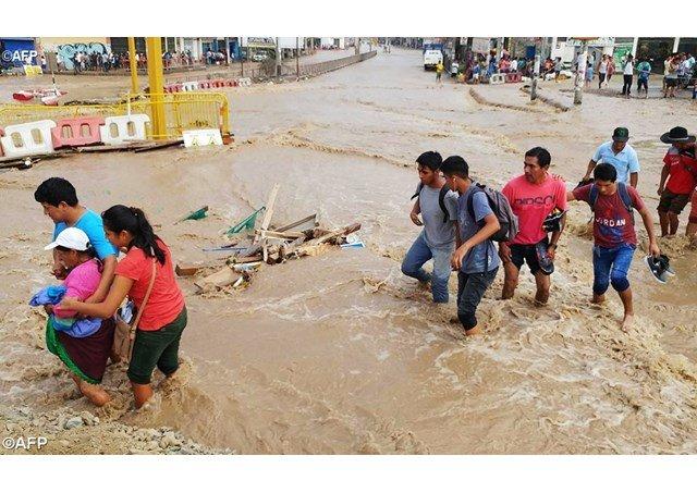 Obispos Peruanos: solidaridad con los afectados de las inundaciones