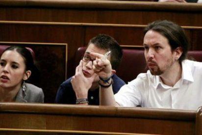 Pablo Iglesias y sus sicarios intentan amordazar a la Prensa