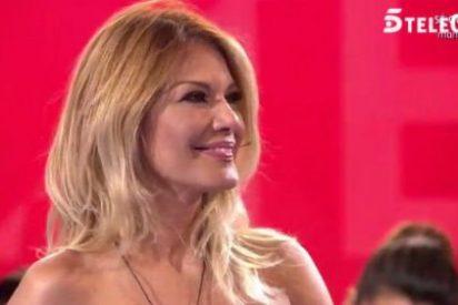 'GH VIP 5': la nueva amenaza de Ivonne Reyes a Pepe Navarro y la teta rebelde de Alyson