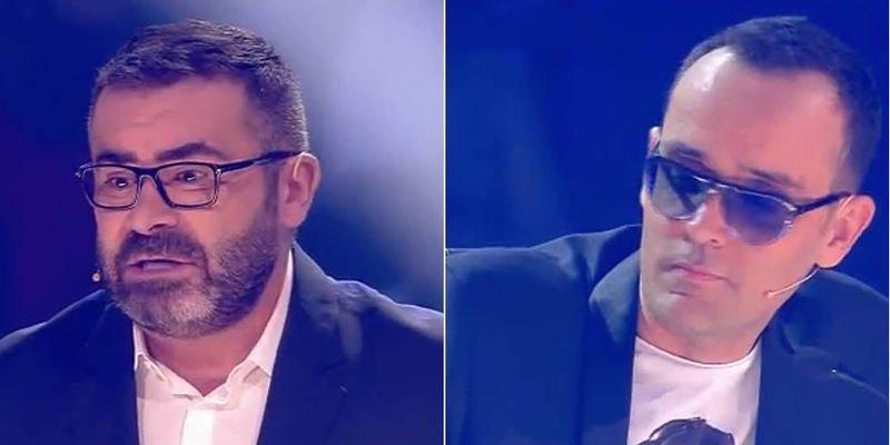 """Zasca feroz de Risto Mejide a Jorge Javier Vázquez: """"Estás acostumbrado a programas donde todo es mentira"""""""