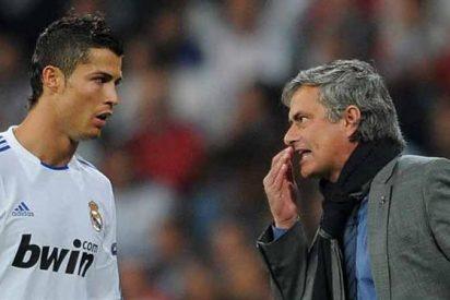 José Mourinho le pidió perdón a Cristiano Ronaldo