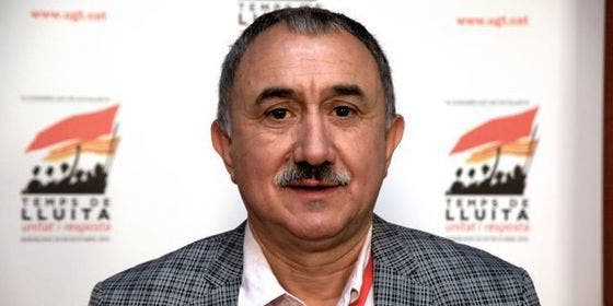 Pepe Alvarez: UGT rechaza la propuesta de Cs de establecer un complemento salarial de 400 euros para jóvenes