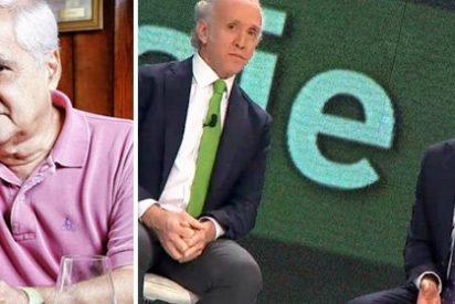 Juan Cruz se pone de los nervios y ataca en El País a Eduardo Inda y a laSexta por darle cancha