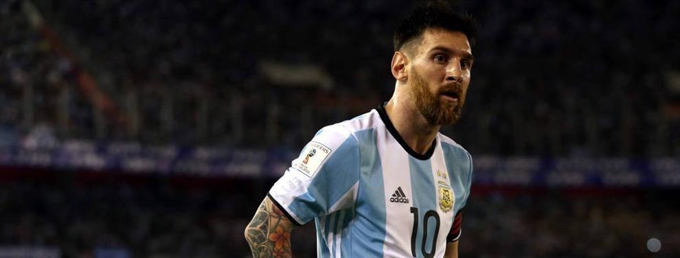 La contundente reacción del Barça ante la sanción de la FIFA a Leo Messi