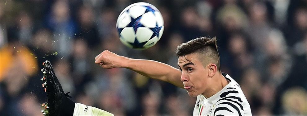 La filtración que aleja el fichaje de Paulo Dybala para Real Madrid