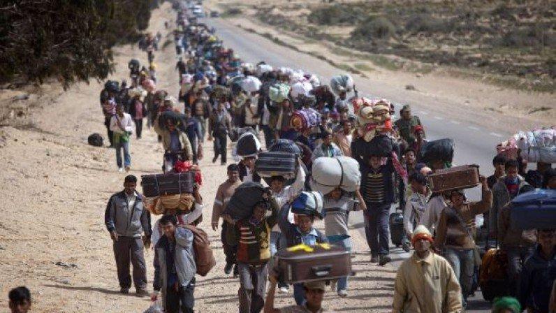 """Los obispos invitan al Gobierno español a asumir los """"pasillos humanitarios"""" de San Egidio"""